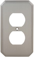 Duplex Receptacle Traditional Switchplate Product Image