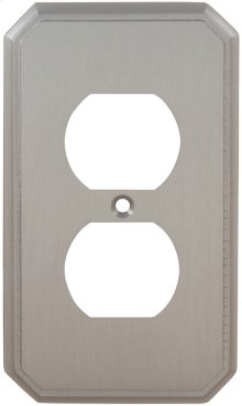 Duplex Receptacle Traditional Switchplate