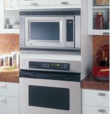 """30"""" Deluxe Trim Kit for 1.8 Cu. Foot Countertop Microwave - Stainless"""