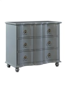 Gray Lacquer Chest
