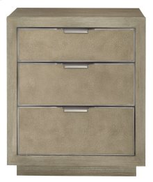 Mosaic Nightstand in Mosaic Dark Taupe (373)