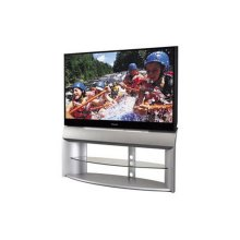 """61"""" Diagonal LCD Projection HDTV"""