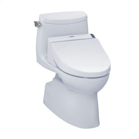 Carlyle® II 1G WASHLET®+ C200 One-Piece Toilet - 1.0 GPF - Cotton