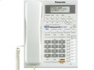2-Line Integrated Phone System with Intercom, White Product Image