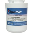 Refrigerator Replacement Filter fits in place of Amana WF30 comparable models Product Image