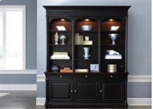 Executive Bookcase Top