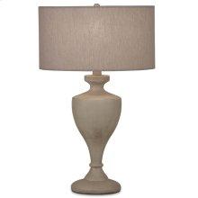 Trophy Lamp Base w/ Shade