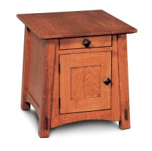 McCoy Cabinet End Table