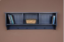 "#361 Cubby Wall Shelf 48""wx11""dx17""h"