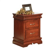 Legacy 2-Drawer Nightstand