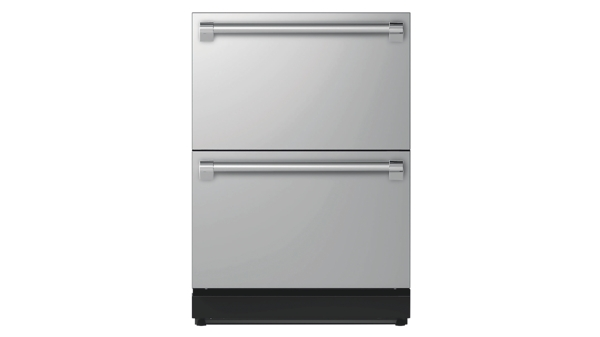 24 inch Under-counter Double Drawer Refrigerator T24UR820DS