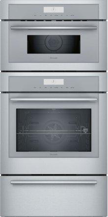 30-Inch Masterpiece® Triple Speed Oven MEDMCW31WS