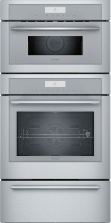 30-Inch Masterpiece® Triple Speed Oven MEDMCW31WS