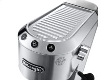 Dedica DeLuxe Manual Espresso Machine, Cappuccino Maker - EC685W