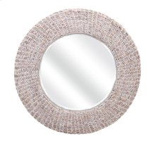 Madiera Waterhyacinth Wall Mirror