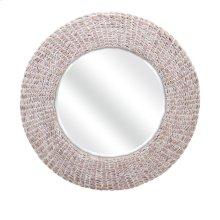 Madiera Waterhyacinth Wall Mirror