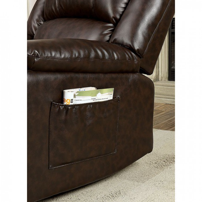 Charmant Mclaughlin Recliner