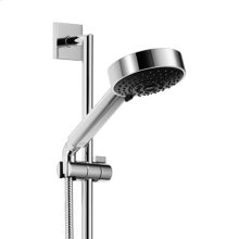 Hand shower set - platinum