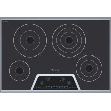 """30"""" Masterpiece Electric Cooktop with Touch Control"""