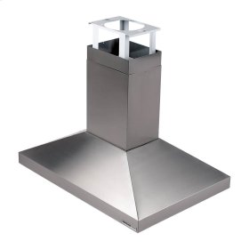 "63000 Series Ducted, 27-5/8"" x 39-3/8"" (70 cm x 100 cm) Island Chimney Mount Range Hood in Stainless Steel"