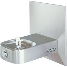 Elkay Slimline Soft Sides Fountain Non-Filtered Non-Refrigerated, Stainless