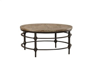 Coldiron Round Coffee Table