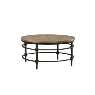 Coldiron Round Coffee Table