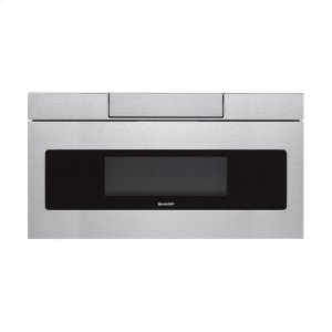 Sharp Appliances30 in. 1.2 cu. ft. 950W Sharp Stainless Steel Microwave Drawer
