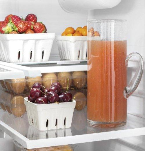 GE® ENERGY STAR® 25.5 Cu. Ft. French-Door Refrigerator