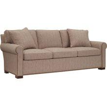Silhouettes Raised Panel Lawson Arm Sleep Sofa