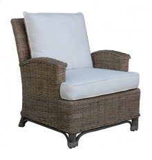 Exuma Lounge Chair with cushion