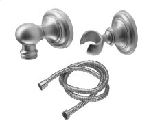 Wall Mounted Handshower Kit - Concave