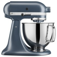 Artisan® Series 5 Quart Tilt-Head Stand Mixer - Blue Steel