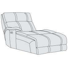 Hartwell Left Arm Power Motion Chaise