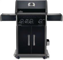 Rogue® 425 BE SIB Infrared Side Burner, Black Edition Black , Natural Gas