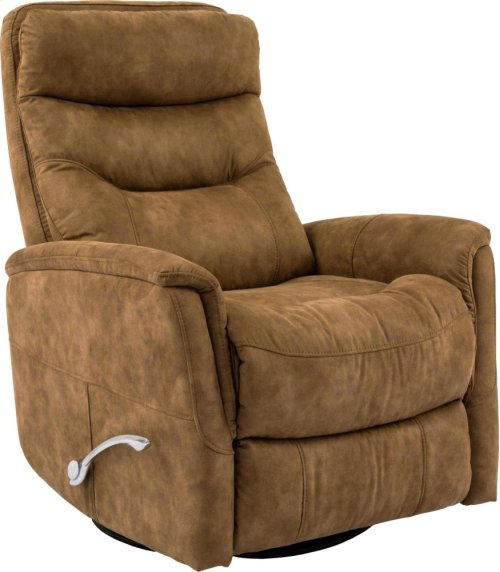Gemini Autumn Swivel Glider Recliner