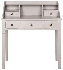 Landon Writing Desk - Quartz Grey