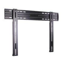 "Black HDPro Super Slim Fixed-Position Wall Mount for 51"" - 80"" flat-panel TVs"