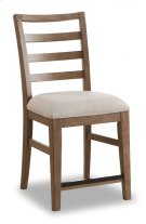 Carmen Ladder-Back Counter Chair Product Image