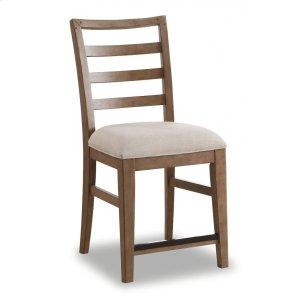 FLEXSTEELCarmen Ladder-Back Counter Chair