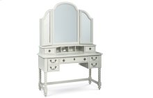 Inspirations by Wendy Bellissimo - Morning Mist Vanity Mirror