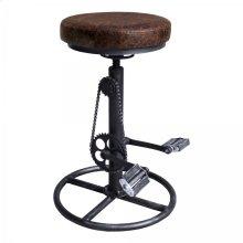 Armen Living Xane Modern Adjustable Barstool