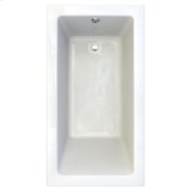 Studio 66x36 inch Bathtub - White