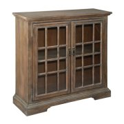 Aged Brown Hall Chest Product Image