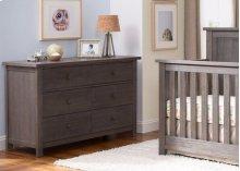 Northbrook 6 Drawer Dresser - Rustic Grey (084)