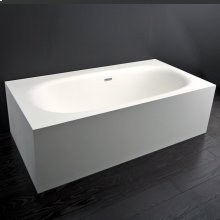 Gloss White TUB03, Aquagrande