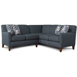 England Furniture Collegedale Sectional 6200-Sect