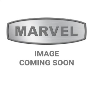 Marvel24-In Professional Built-In All Freezer with Door Style - Panel Ready, Door Swing - Left