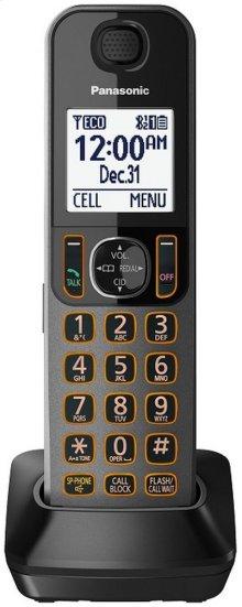 DECT 6.0 Additional Digital Cordless Handset for KX-TGF38 Series