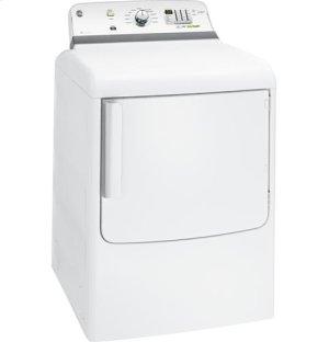 GE® 7.8 cu. ft. capacity electric dryer